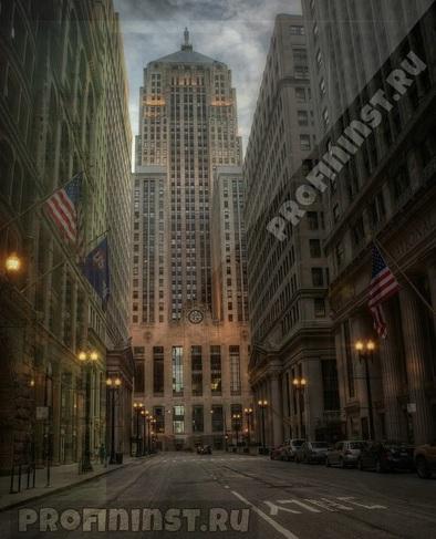 Чикагская торговая палата CBOT