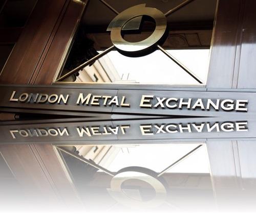 Лондонская биржа металлов LME
